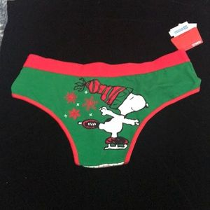 Peanuts Snoopy Underwear